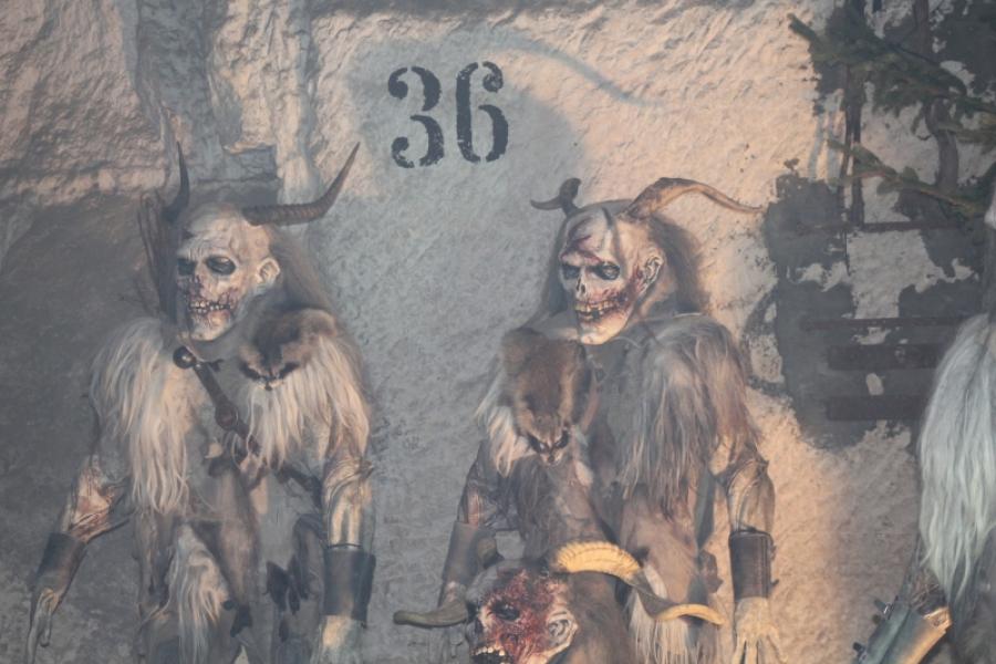 Maskenausstellung Hallein und Steiermark